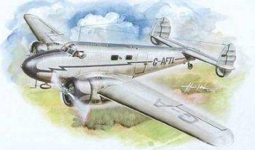 Lockheed L-12 Electra Junior · SH SPH72023 ·  Special Hobby · 1:72