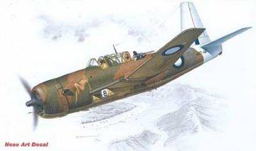 Vultee Vengeance Mk. I/II · SH SPH72034 ·  Special Hobby · 1:72