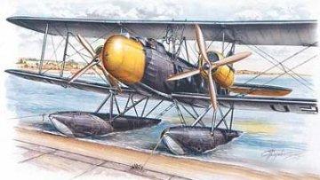 Heinkel He 59 D · SH SPH72039 ·  Special Hobby · 1:72