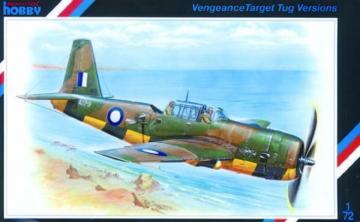 Vengeance Target Tug Versions · SH SPH72042 ·  Special Hobby · 1:72