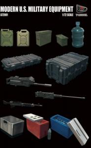 U.S.Military Equipment · TMO 72001 ·  T-Model · 1:72