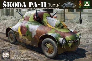 Skoda PA-II Turtel · TAK 2024 ·  Takom · 1:35