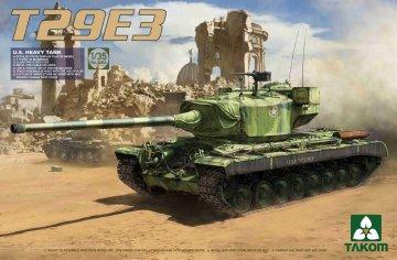 U.S. Heavy Tank T29E3 · TAK 2064 ·  Takom · 1:35