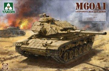 M60A1 w/ERA · TAK 2113 ·  Takom · 1:35