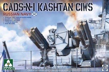Russian Navy CADS-N-1 Kashtan CIWS · TAK 2128 ·  Takom · 1:35