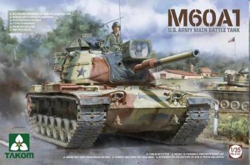 M60A1 U.S .Army Main Battle Tank · TAK 2132 ·  Takom · 1:35