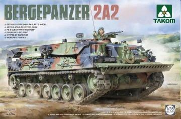 Bergepanzer 2A2 · TAK 2135 ·  Takom · 1:35