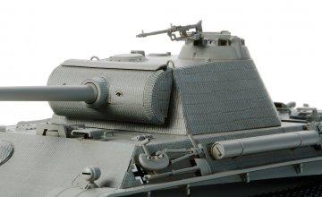 WWII Zimmerit Bogen Panther G Early · TA 12646 ·  Tamiya · 1:35