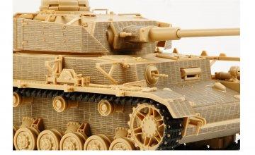 Zimmer. Ph.Ätzt. F.Panzer IV Ausf.J · TA 12650 ·  Tamiya · 1:35