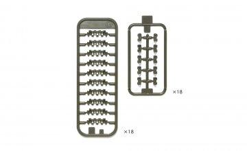 Einzelkettenglieder Panther Ausf.D · TA 12665 ·  Tamiya · 1:35