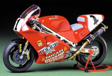 Ducati 888 Superbike ´93 · TA 14063 ·  Tamiya · 1:12
