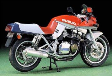 Suzuki GSX1100S Katana, Custom-Tuned · TA 14065 ·  Tamiya · 1:12