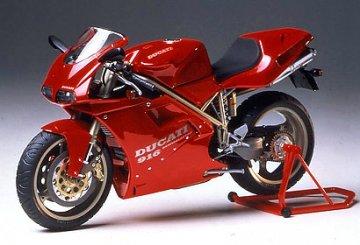 Ducati 916 Desmo. 1993 · TA 14068 ·  Tamiya · 1:12