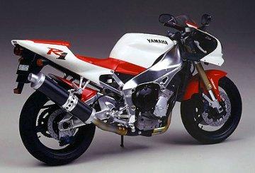Yamaha YZF-R1 1000ccm 1997 Street · TA 14073 ·  Tamiya · 1:12