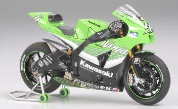 Kawasaki Ninja ZX-RR · TA 14109 ·  Tamiya · 1:12