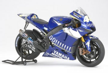 Yamaha YZR-M1 ´05 #46/#5 50´Jubil. · TA 14116 ·  Tamiya · 1:12