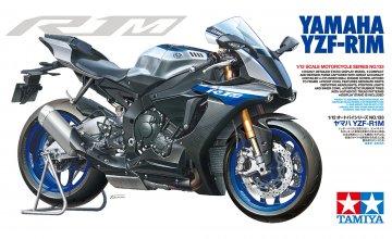 Yamaha YZF-R1M · TA 14133 ·  Tamiya · 1:12
