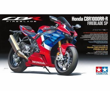 Honda CBR 1000-RR-R Fireblade SP · TA 14138 ·  Tamiya · 1:12