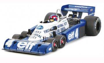 Tyrell P34 Six Wheeler Monaco GP´77 · TA 20053 ·  Tamiya · 1:20