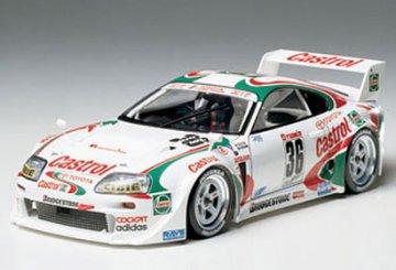 Castrol Toyota Tom´s Supra GT · TA 24163 ·  Tamiya · 1:24