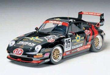 Taisan Starcard Porsche 911 GT2 · TA 24175 ·  Tamiya · 1:24