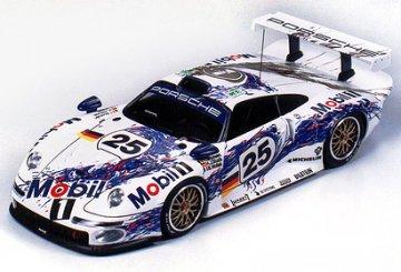 Porsche 911 GT-1 · TA 24186 ·  Tamiya · 1:24