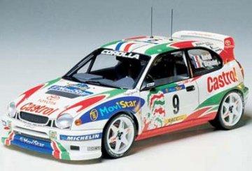 Toyota Corolla WRC · TA 24209 ·  Tamiya · 1:24
