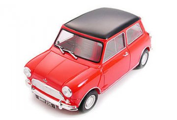 Austin Mini Cooper 1275S Mk.1 · TA 24235 ·  Tamiya · 1:24