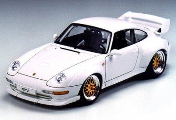 Porsche GT2 Road Version, Club Sport · TA 24247 ·  Tamiya · 1:24