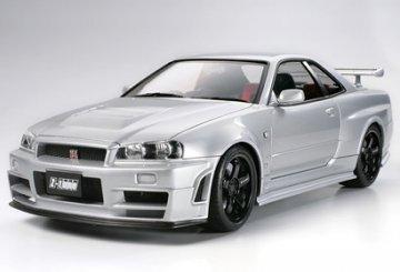 NISMO Skyline GT-R Z-tune (R34) · TA 24282 ·  Tamiya · 1:24