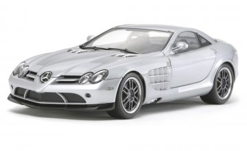 Mercedes Benz SLR722 McLaren 2006 · TA 24317 ·  Tamiya · 1:24