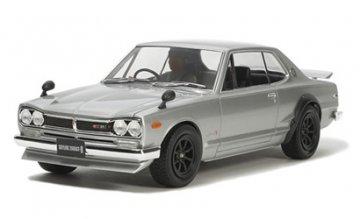 Nissan Skyline 2000GT-R Str. Custom · TA 24335 ·  Tamiya · 1:24