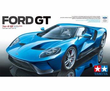 Ford GT · TA 24346 ·  Tamiya · 1:24