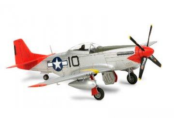 WWII US N.A. P-51D Tuskeegee Airmen · TA 25148 ·  Tamiya · 1:72