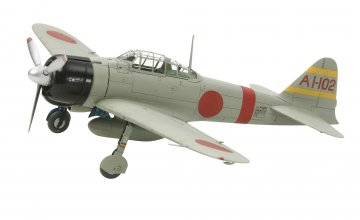 A6M2b Zero w/8 markings · TA 25170 ·  Tamiya · 1:72