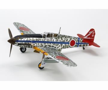 IJA Ki-61-Id Hien silber mit Camodekor · TA 25424 ·  Tamiya · 1:48