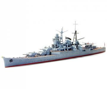 Jap. Kumano Lt. Kreuzer - Waterline · TA 31344 ·  Tamiya · 1:700