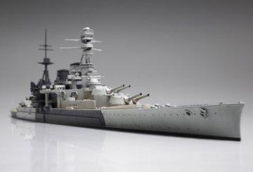 Battle Cruiser Repulse · TA 31617 ·  Tamiya · 1:700
