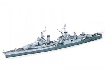 US Navy CA-35 Indianapolis · TA 31804 ·  Tamiya · 1:700