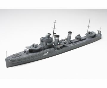 Brit. Zerstörer E-Klasse - Waterline · TA 31909 ·  Tamiya · 1:700