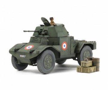 Franz. AMD35 Spähpanzer (1940) · TA 32411 ·  Tamiya · 1:35