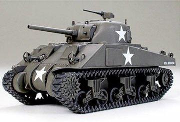 US Medium Tank M4 Sherman, Early Production · TA 32505 ·  Tamiya · 1:48