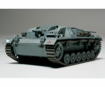 Dt. Sturmgeschütz III Ausf.B · TA 32507 ·  Tamiya · 1:48