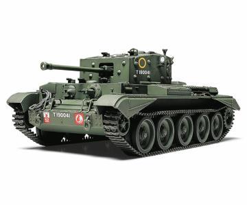 Brit. Panzer Cromwell Mk.IV · TA 32528 ·  Tamiya · 1:48