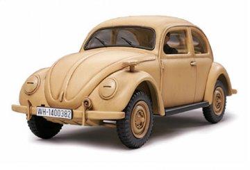WWII Volkswagen Typ82E Dienstwagen · TA 32531 ·  Tamiya · 1:48