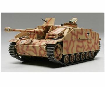 WWII Dt.Sturmgeschütz III A.G Früh · TA 32540 ·  Tamiya · 1:48