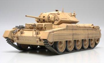 Brit. Panzer Crusader Mk.I&II · TA 32541 ·  Tamiya · 1:48