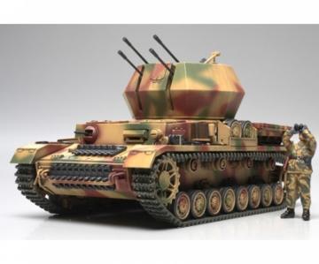 Flakpanzer IV Wirbelwind (4) · TA 32544 ·  Tamiya · 1:48