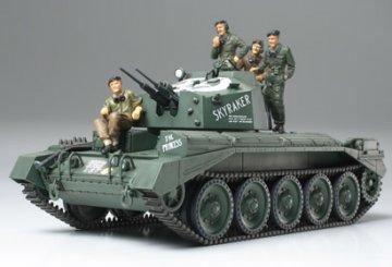Crusader III AA Tank · TA 32546 ·  Tamiya · 1:48
