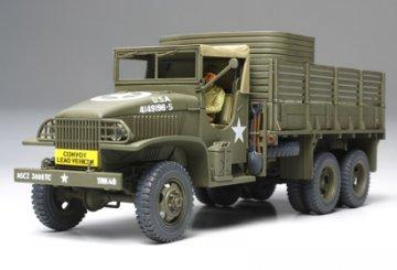 WWII US 2.5to Nachschub-LKW 6x6 (1) · TA 32548 ·  Tamiya · 1:48